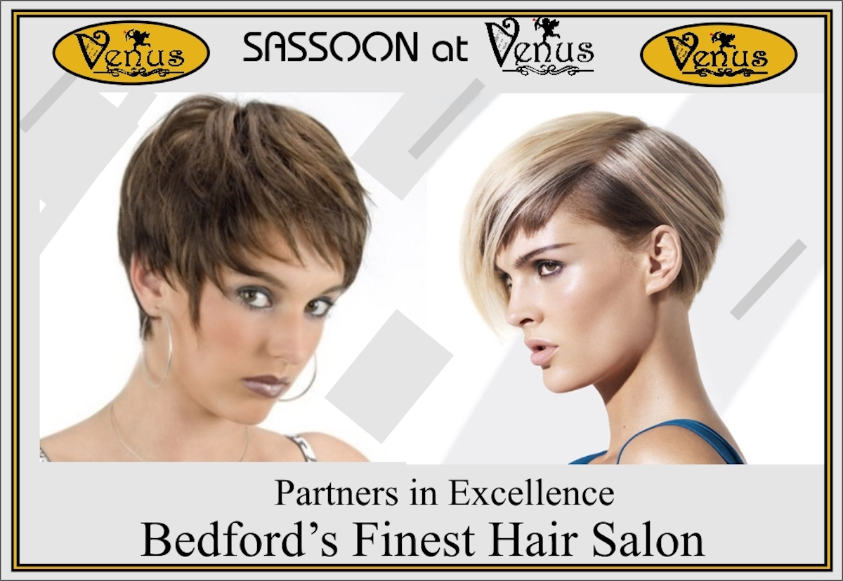 Venus Hair and Beauty Bedford - Logo