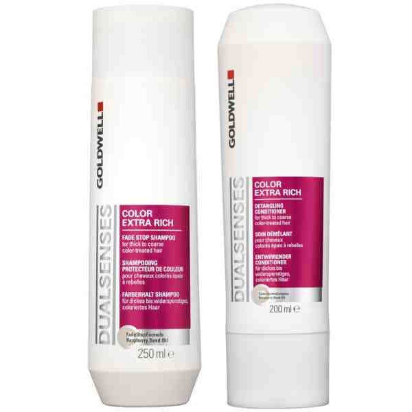 Venus Hair and Beauty Bedford - Goldwell Shampoo & Conditioner