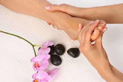 Venus Hair and Beauty Bedford - foot manicure pedicure